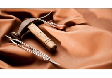 Herstellung von Leder